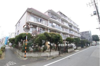 常磐線・千代田線「綾瀬」駅、2沿線徒歩圏内で利用可能なマンション。
