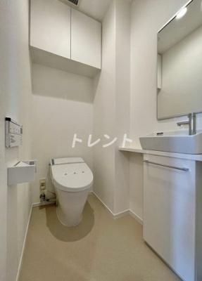 【トイレ】ルジェンテ代々木上原