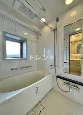 【浴室】ルジェンテ代々木上原