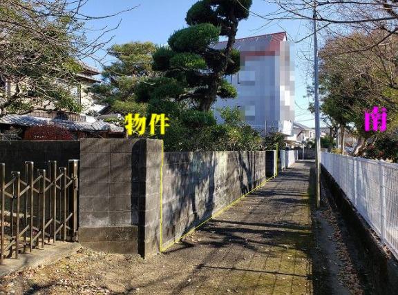 【前面道路含む現地写真】新本町1