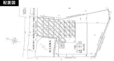 【区画図】リーブルガーデン総社西郡第2 限定1棟