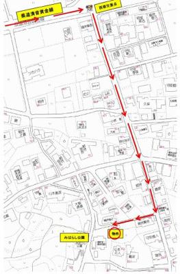 【地図】リーブルガーデン総社西郡第2 限定1棟