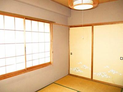 【和室】松本市庄三コーポラス(中古マンション)A-4