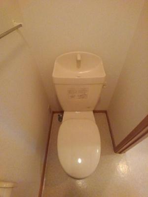 【トイレ】グランドソレーユ B