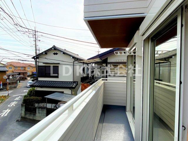 【バルコニー】新築戸建/富士見市上沢1丁目(全1棟)