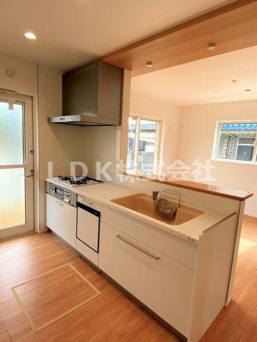 キッチン/食洗器・浄水器付き