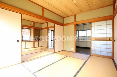 【和室】第一榎堀貸家