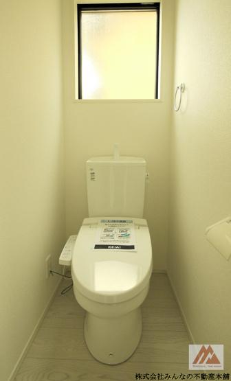 【トイレ】ケイアイフィット長門石Ⅱ期 2号棟 ケイアイスタービルド