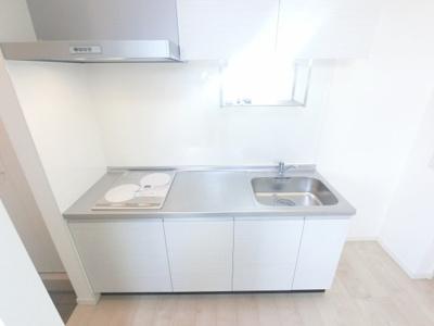 調理スペースが広いので、料理好きの方にもおすすめです。
