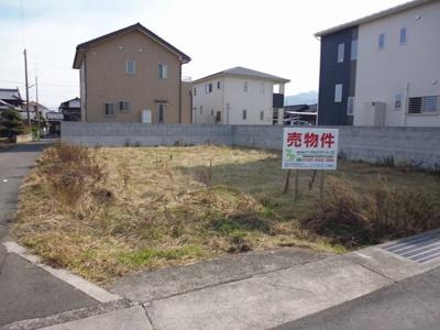 【外観】小松町新屋敷土地AE