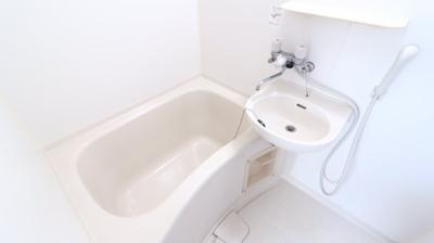 【浴室】プラスパラス・ヒラノ