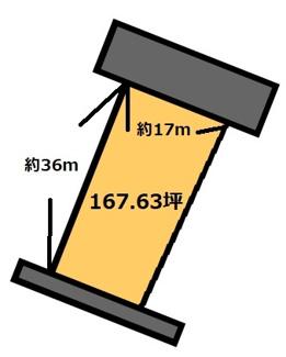 【土地図】麻生 540万円