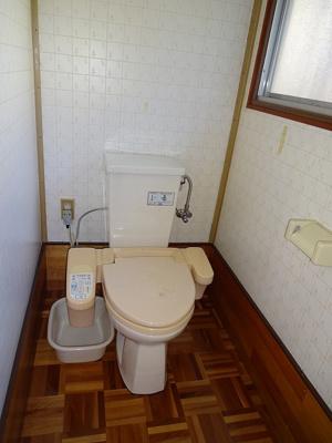 【トイレ】神明町1丁目貸家