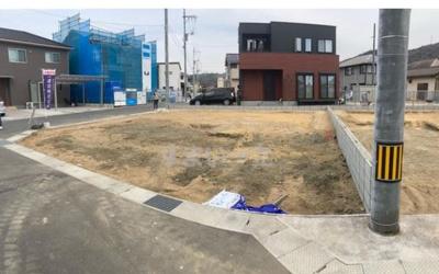【外観】リーブルガーデン倉敷・福田町古新田第8 3号棟