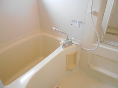 【浴室】セントラルヴィレッジ桑原 A棟・