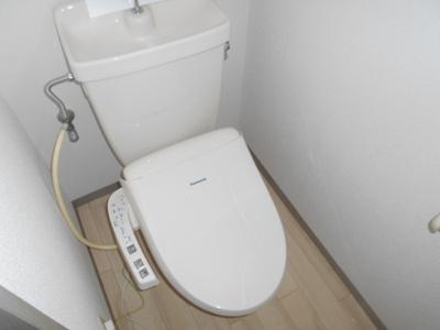【トイレ】セントラルヴィレッジ桑原 A棟・
