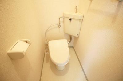 【トイレ】サニーハイツフミ B棟