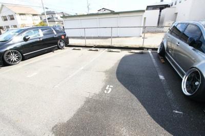 【駐車場】サニーハイツフミ B棟