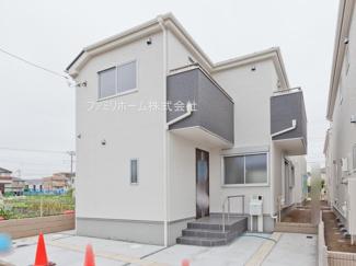 八千代市萱田 新築一戸建 ※外観施工例です。