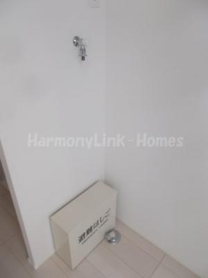 アプリシエイト本駒込の室内洗濯機置き場☆