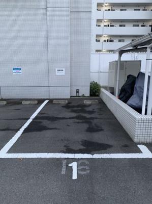【駐車場】清澄白河レジデンス弐番館駐車場