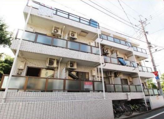 【外観】埼玉県所沢市有楽町の1棟売りマンション