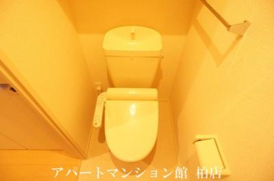 【トイレ】ラ・フルール B