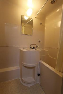 【浴室】第十ショーケービル