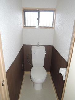 【トイレ】コーポエクセレント