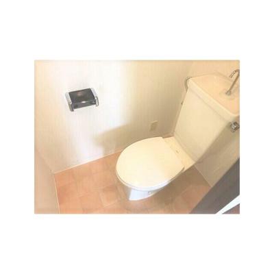 【トイレ】稲毛スカイタウン