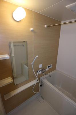 【浴室】ルッシェ渡辺通
