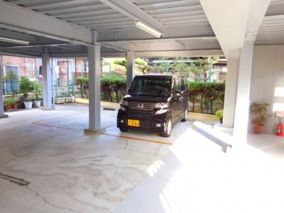【駐車場】フロンティアハイツFUJIWARA