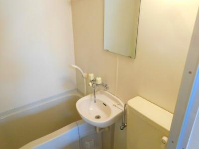 【浴室】フロンティアハイツFUJIWARA