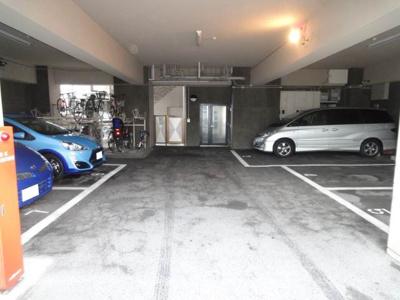 【駐車場】city21