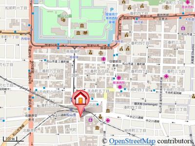 【地図】city21