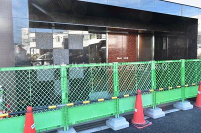 【エントランス】Raffistar Yokohama Idogaya