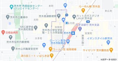 【地図】Lui Chance3