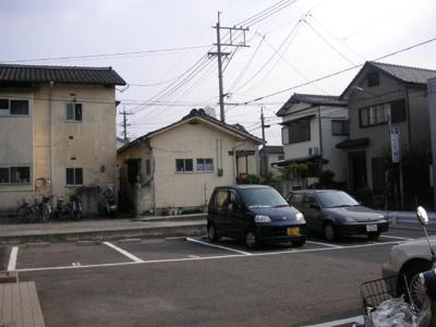 【駐車場】エスポワール博多Ⅱ