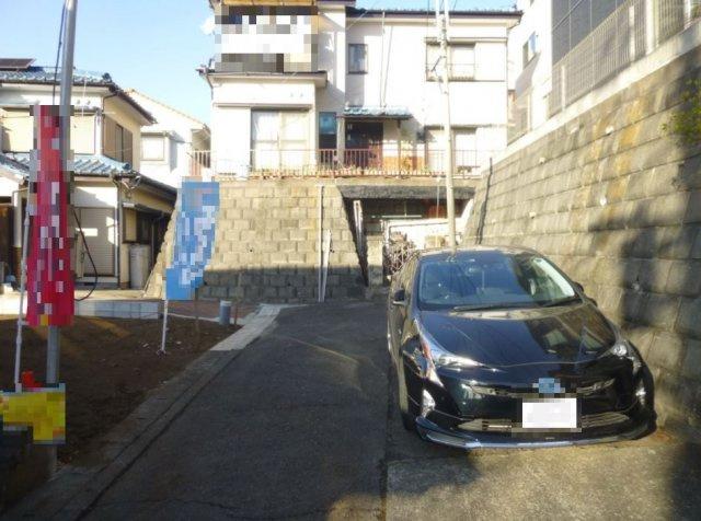 【前面道路含む現地写真】新築 綾瀬市小園8期