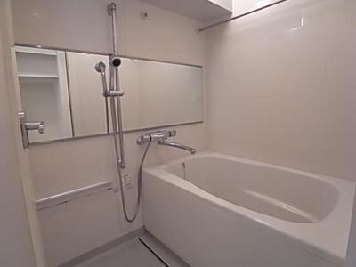 【浴室】ナビールコート薬院