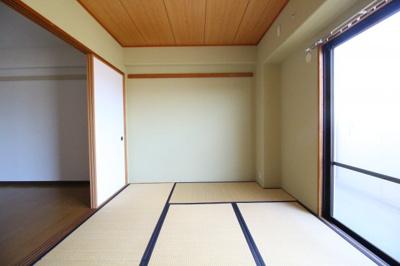 【寝室】ファルコン日吉