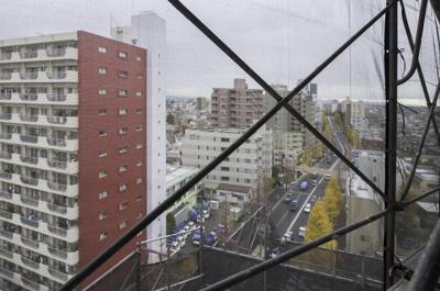 【展望】南阿佐谷ハイツ