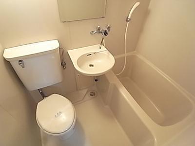 【浴室】ダンディライオン東灘