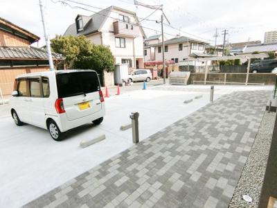【駐車場】Maisonアレーナ