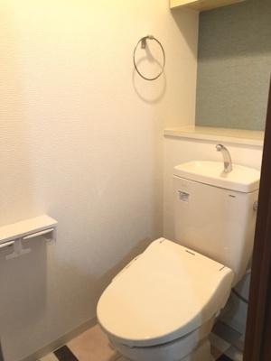 【トイレ】ローレルコート城北公園通り1番館