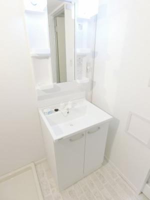 【独立洗面台】鈴蘭台第一ハウス