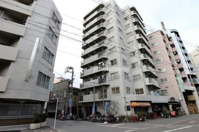 【外観】ダイアパレス本田