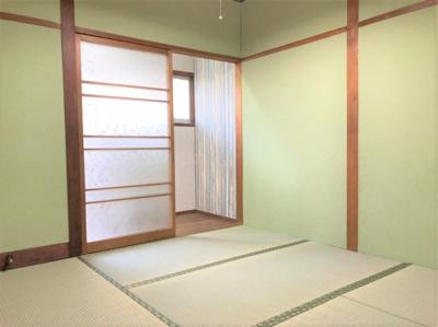 【寝室】カーサデ前原町