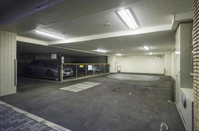 【駐車場】パークホームズ久我山五丁目