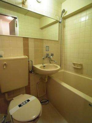 【浴室】ライオンズマンション武蔵新城第2